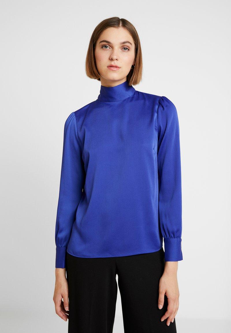 Another-Label - VANCOLEAR - Bluse - clemantis blue