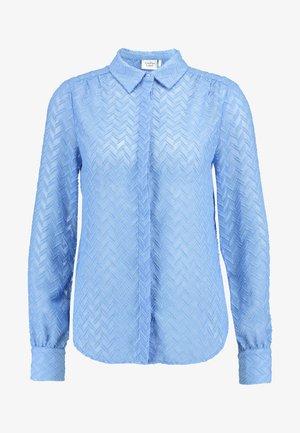MAPLE  - Button-down blouse - granada sky