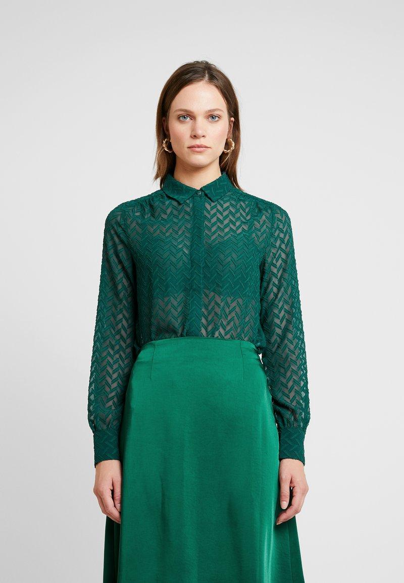 Another-Label - MAPLE  - Overhemdblouse - ponderosa green