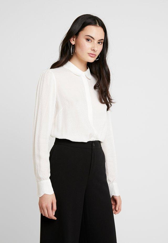 ZUNI - Overhemdblouse - white