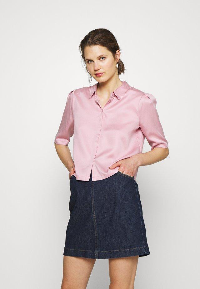 SAVOIE SHIRT - Button-down blouse - pink