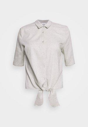 CARVER SHIRT - Bluser - light grey