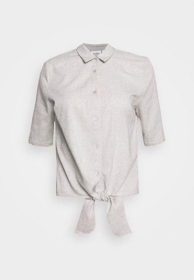 CARVER SHIRT - Blouse - light grey