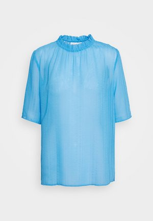 PYRAMIDES - Camicetta - azure blue