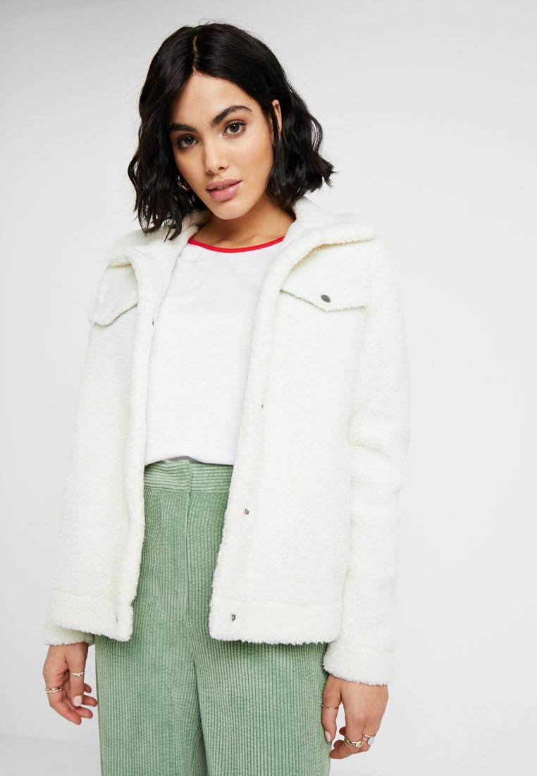 Another-Label - ROY JACKET - Übergangsjacke - off white