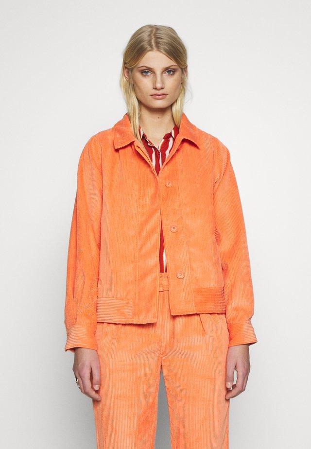 RALEIGH JACKET - Summer jacket - melon