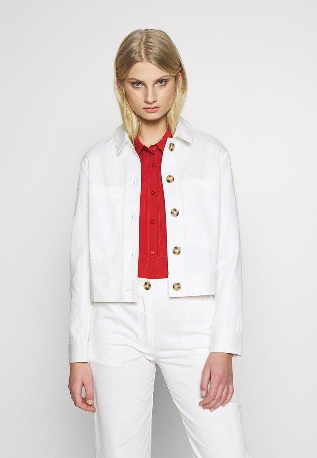 ALLIE JACKET - Summer jacket - off white