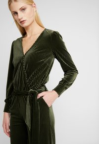 Another-Label - PACHE - Jumpsuit - rifle green - 3