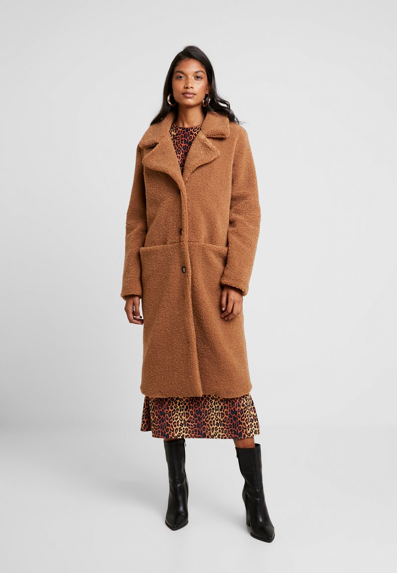Another-Label - MOUSSY COAT - Winter coat - indian tan