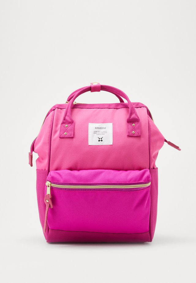Ryggsekk - pink