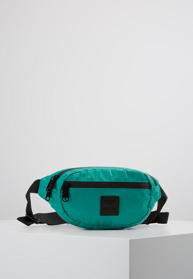 PAPER TOUCH HIP BAG - Vyölaukku - mint