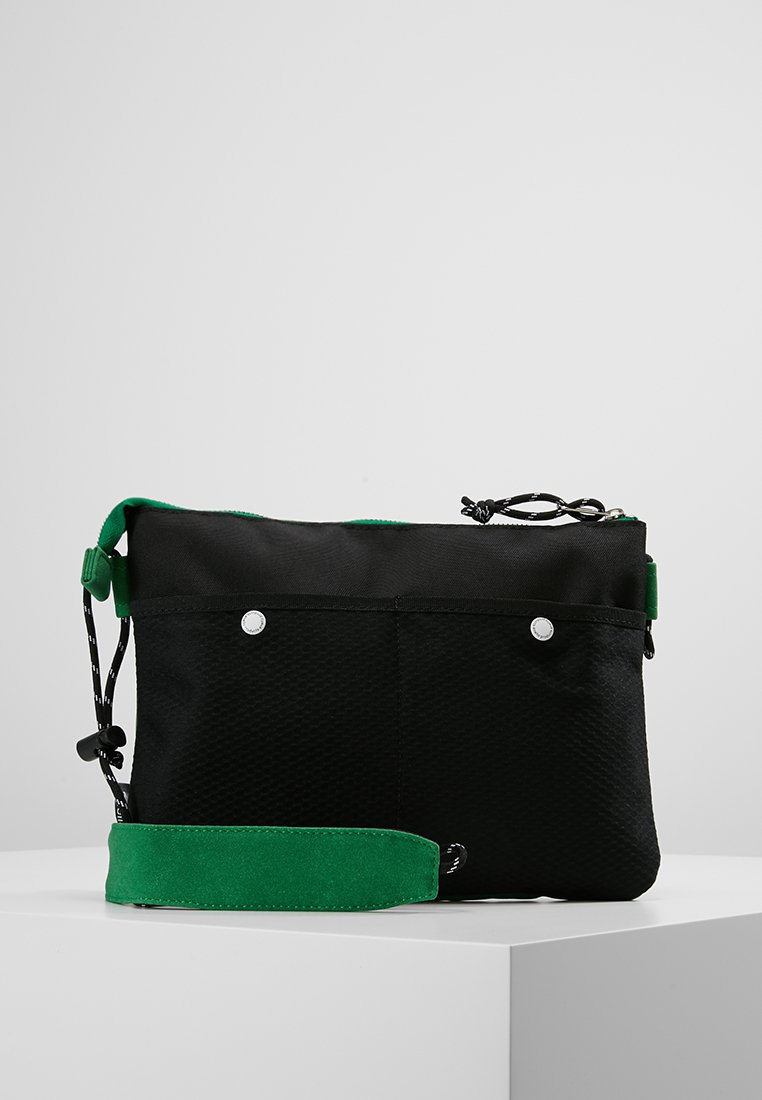 anello - Taška spříčným popruhem - green