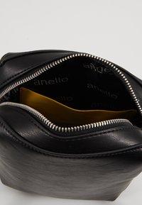 anello - CROSSBODY - Across body bag - black - 4