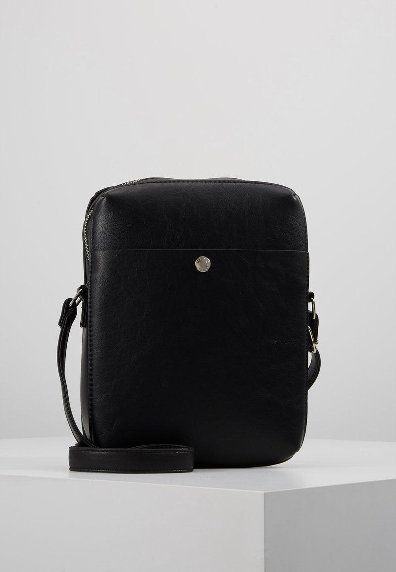 anello - CROSSBODY - Across body bag - black