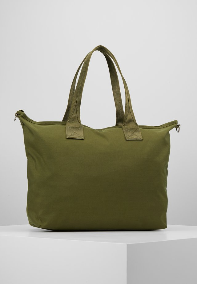 TOTE BAG LARGE - Shopping bags - olive