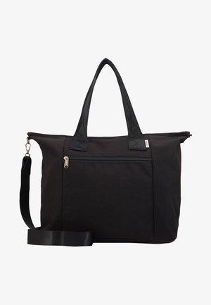 TOTE BAG LARGE - Shopping bag - black