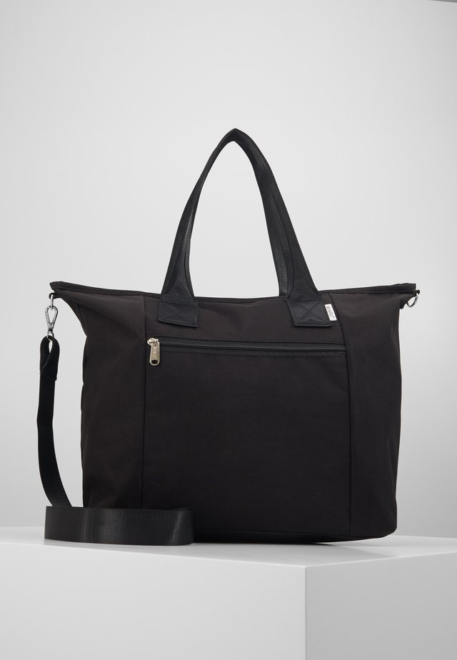 TOTE BAG LARGE - Tote bag - black