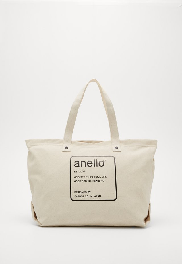 AUBREY TOTE BAG  - Shopping bags - natural