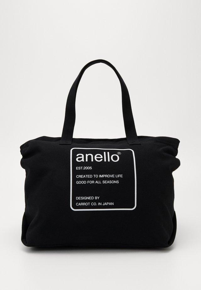 AUBREY TOTE BAG  - Tote bag - black