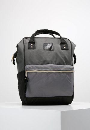 BACKPACK PLAIN - Reppu - grey