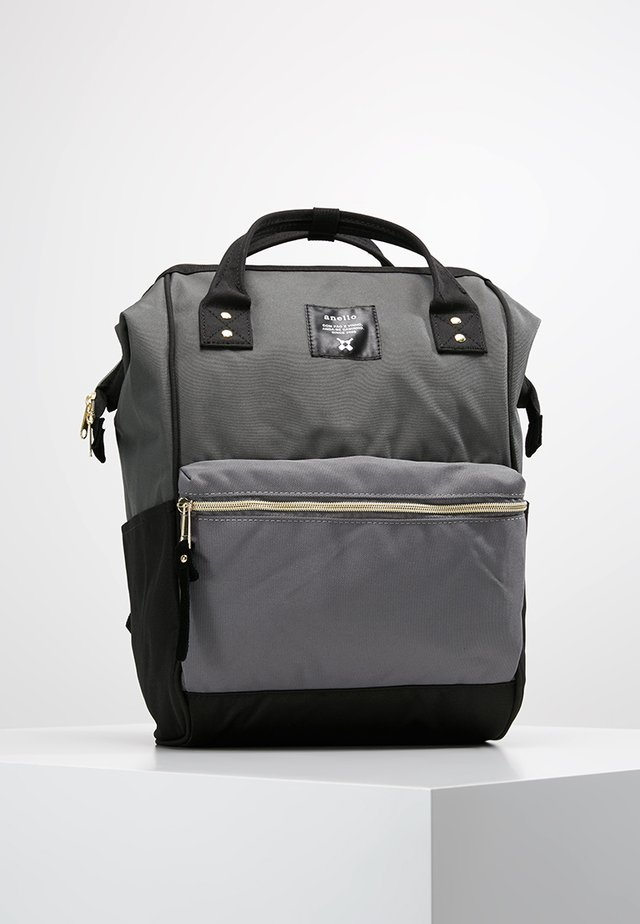 BACKPACK PLAIN - Rucksack - grey
