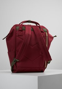 anello - BACKPACK PLAIN - Sac à dos - wine - 2