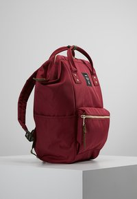 anello - BACKPACK PLAIN - Sac à dos - wine - 3