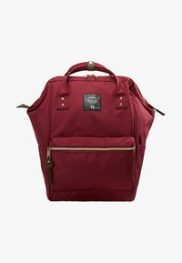 anello - BACKPACK PLAIN - Sac à dos - wine - 6