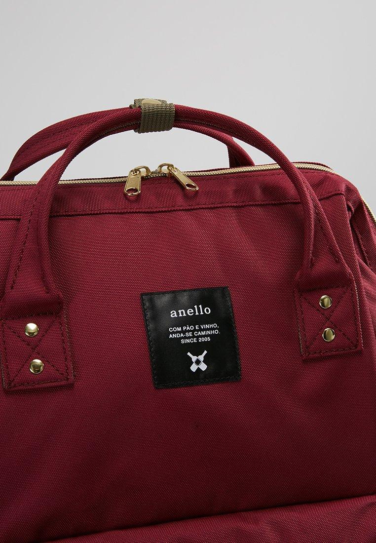 Anello Backpack Plain - Zaino Wine