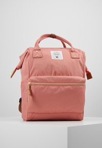 anello - BACKPACK PLAIN - Reppu - nude pink - 0