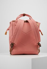 anello - BACKPACK PLAIN - Reppu - nude pink - 3