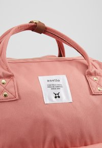 anello - BACKPACK PLAIN - Reppu - nude pink - 2