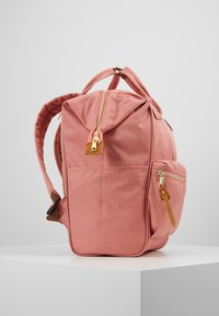 anello - BACKPACK PLAIN - Reppu - nude pink - 4
