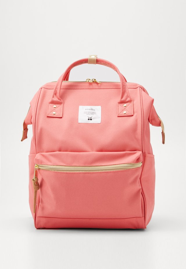 BACKPACK PLAIN - Ryggsekk - pink