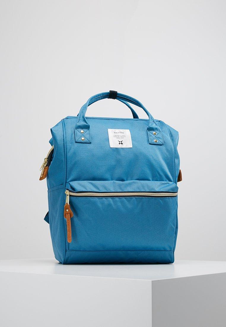 anello - BACKPACK PLAIN - Tagesrucksack - blue