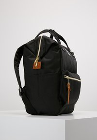 anello - BACKPACK PLAIN - Rucksack - black - 3