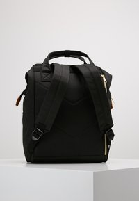 anello - BACKPACK PLAIN - Rucksack - black - 2