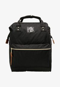 anello - BACKPACK PLAIN - Rucksack - black - 6
