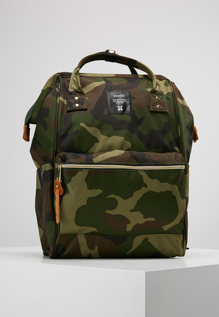 anello - BACKPACK PLAIN - Tagesrucksack - camo