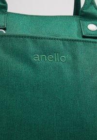 anello - 2 WAY BACKPACK - Rygsække - green - 9