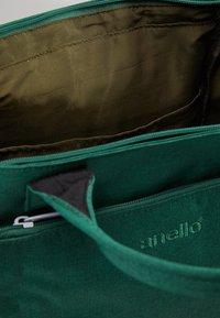 anello - 2 WAY BACKPACK - Rygsække - green - 4