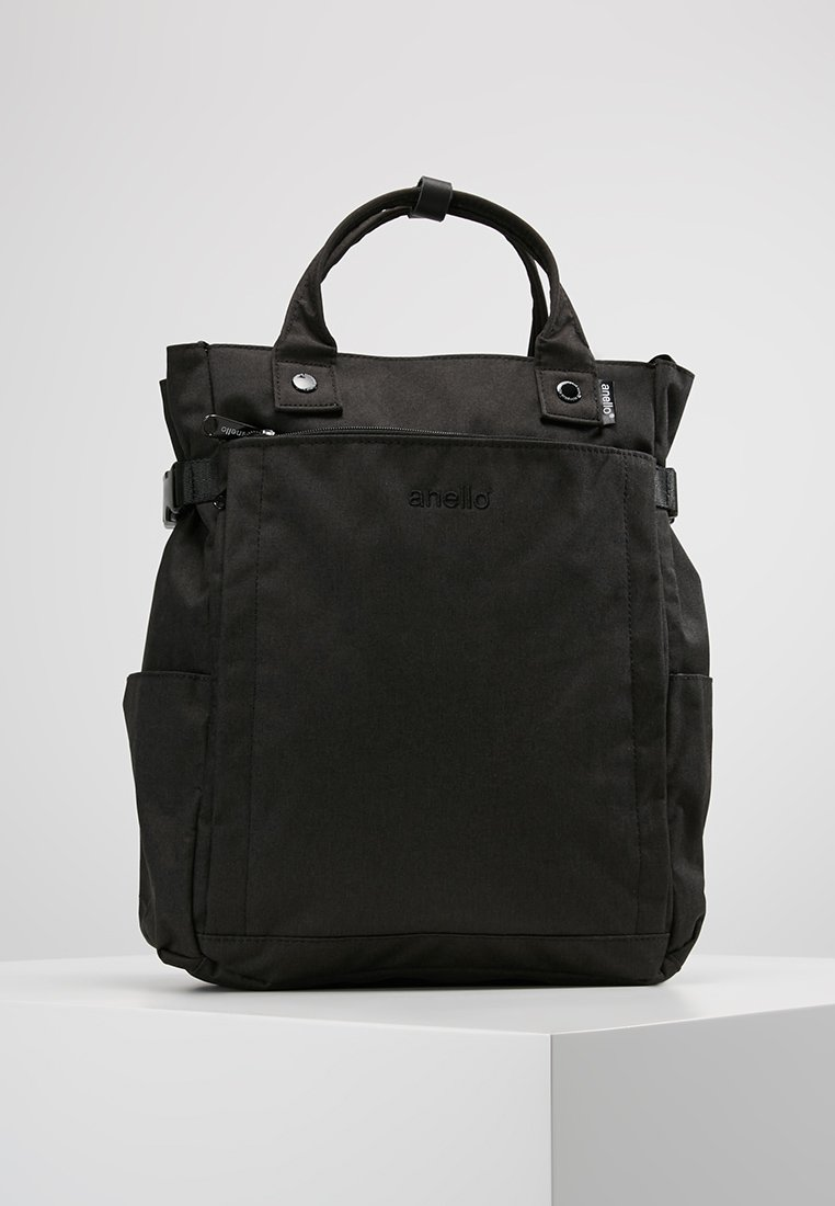 anello - 2 WAY BACKPACK - Rugzak - black