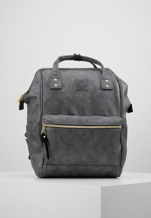 VEGAN TOTE  - Plecak - mottled dark grey
