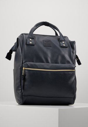VEGAN TOTE  - Rugzak - dark blue