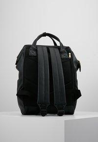 anello - VEGAN TOTE  - Rucksack - black - 2