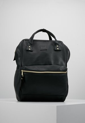 VEGAN TOTE  - Plecak - black