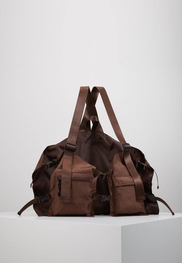 Ryggsäck - brown