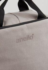 anello - BUSINESS BACKPACK - Ryggsäck - light grey - 8