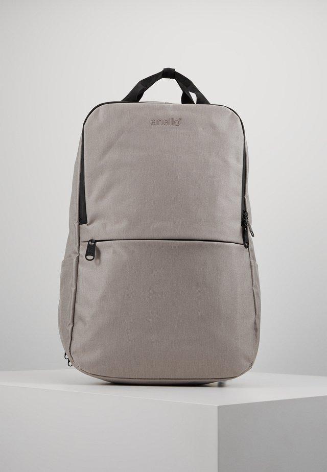 BUSINESS BACKPACK - Ryggsäck - light grey
