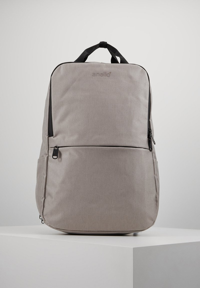 anello - BUSINESS BACKPACK - Ryggsäck - light grey